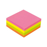 The Consortium Brilliant Sticky Notes Cube