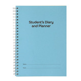 STUDENTS DIARY AND PLANNER A5
