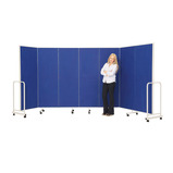 MOBILE PARTITIONING 7 PNL GREY