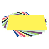 Thick Recycled Card Bright Colours