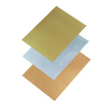 A4 PAPER METALLIC GOLD 135G PK20
