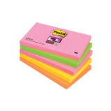 Post-it® Super Sticky Neon Notes