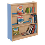 Trudy Tall Single Sided Bookcase