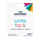 The Consortium White Tack
