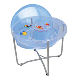 CLEAR SAND AND WATER TRAY