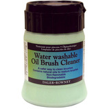 Water Washable Oil Brush Cleaner