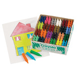 My First Crayons Classpack