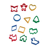 SHAPE CUTTERS PACK OF 12