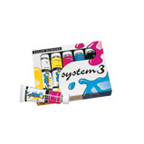 System 3 Acrylic Process Paint Set
