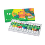 Reeves Acrylic Paint - Tubes Set