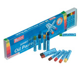 Berol Jumbo Water Soluble Oil Pastels
