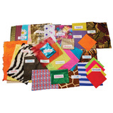TEXTURED FABRIC ASSORTED PACK
