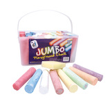 FUN CHALK LARGE STICKS PK 20