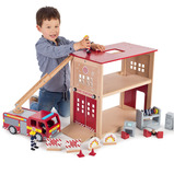 Fire Station and Furniture