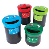 NOVELTY RECYCLING BIN BASE 41LTR