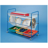 MUSICAL INSTRUMENT WIRE TROLLEY