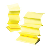 POST-IT Z NOTES YELLOW 76X76MM PK12