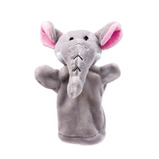 ZOO HAND PUPPETS PK 4