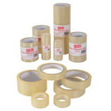 VALUE ADHESIVE TAPE 48MMX66M PACK 6