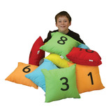 NUMBER CUSHIONS PACK