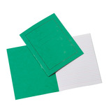 HANDWRITING BOOK 203X165MM 24P GREEN