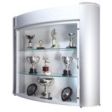 WALL HUNG TROPHY SHOWCASE