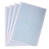 A4 Mathematics Graph Paper 75gsm
