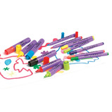 BEROL FABRIC PEN ASSORTED PACK12