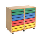ART STORAGE UNIT 16TRAY A3