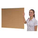 Textile Covered Fire Retardant Unframed Noticeboard