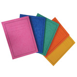"Classic 61/2"" x 4"" 48 Page Exercise Books"