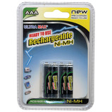 Ultra Max Rechargeable - AAA