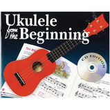 Ukulele From The Beginning Book