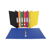 eQuality A4 Plastic Bound Ring Binders