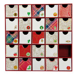 decopatch® Advent Calendar Chest of Drawers