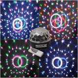 Rotating Disco Ball