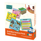 BRAINBOX SCIENCE PACK KS2