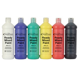 The Consortium Standard Colours Ready Mix Paint Pack