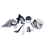 Black and White Sensory Bag