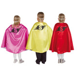 SUPERHERO CAPES SET OF 3