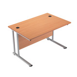 Value Straight Desk