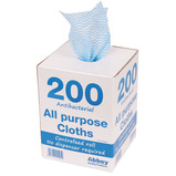 Antibacterial All-Purpose Cloths