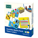 BrainBox Maths Pack Years 1 and 2