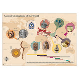 REVISED ANCIENT CIVILISATIONS MAP