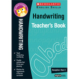 Scholastic Handwriting Teacher Resource Books