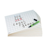 Show-me® Rigid Boards With Squares