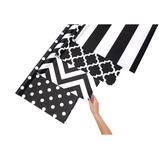 Fadeless® Designs Black & White Display Paper