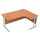Express Radial Desk