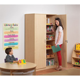 LOCKABLE STORAGE CUPBOARD