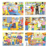 IN THE COMMUNITY JIGSAWS PK6